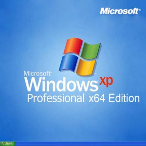 Windows XP X64 Professional